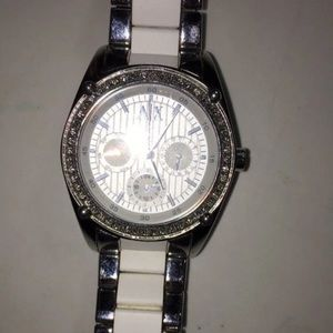 Ladies Armani Exchange Watch AX5033